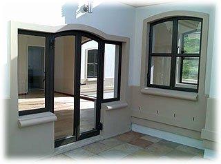 преимущества алюминиевых окон