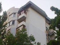 Ремонт балкона (вид в начале)