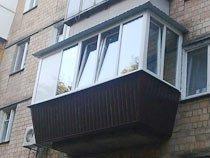 Шаг 3 - металлопластиковые окна, утепление и внутреннии работы.