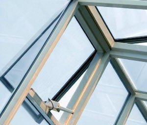 Окна алюминиевые изготовление