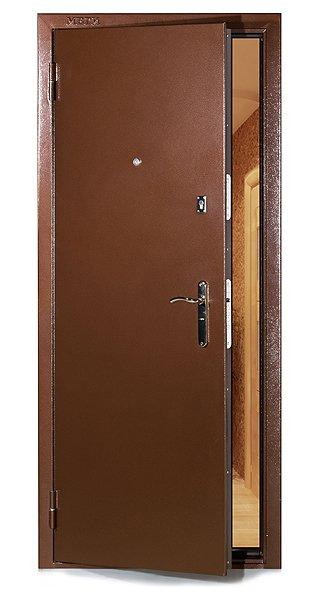 металлическая дверь дорого