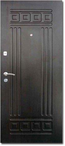 Металлические двери АтлантА
