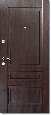 Металлические двери АтлантА, изготовление