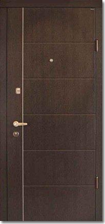 Металлические двери Berez Plus