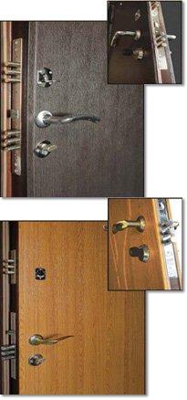 Металлические двери Berez Plus, цена