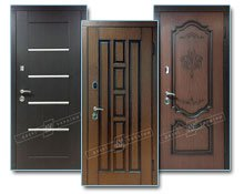 Двери Украины