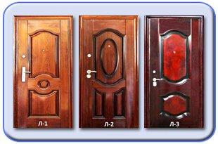 Металлические двери Лак