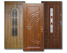 Металлические двери Добробут