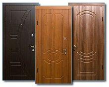 Металлические двери BEREZ