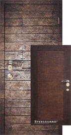 металлическая противоударная дверь