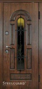Дверь металлическая противоударная