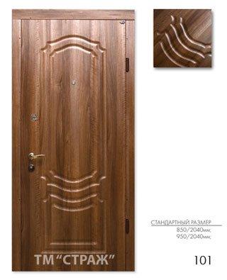 утеплённые двери
