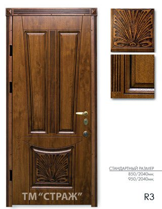 железная дверь металлическая