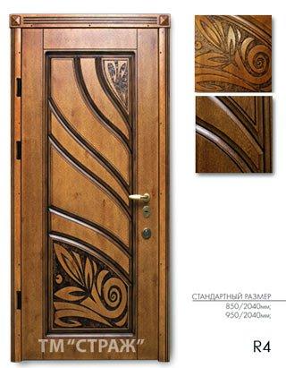 железные двери металлические