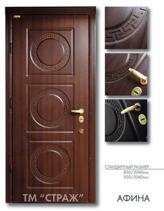 страж стальные двери