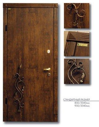 дверь металлическая входная производитель
