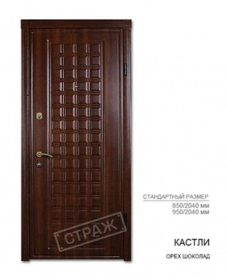 Двери страж купить