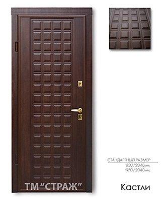 Страж. Входные двери.