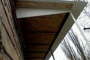 Металло-пластиковые балконы