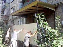 Балкон с нуля (начало)