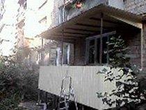 Балкон с нуля (конец)