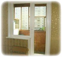 Металлопластиковые двери и входные группы
