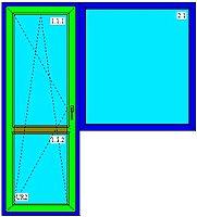 Балконные двери и блоки
