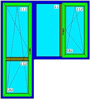 Балконные двери и блоки заказать