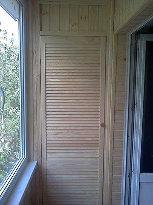 Внутреняя отделка балкона в киеве